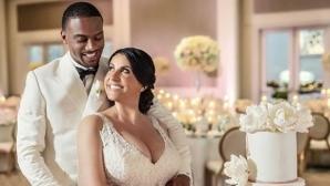 Радина празнува първата годишнина от сватбата си със сина на Майкъл Джордан