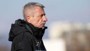 Локо (Сф) няма да подновява договора на Ради Здравков