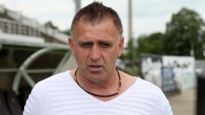 Бруно Акрапович пред Sportal.bg: Целта ни е финал и спечелване на Купата на България