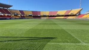 Футболистите на Лече дадоха  отрицателни тестове за коронавирус  за втори път