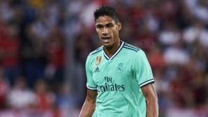 Варан: Реал Мадрид иска да спечели всичко