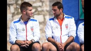 Джокович привлече двама топ тенисисти от Хърватия за тура си на Балканите