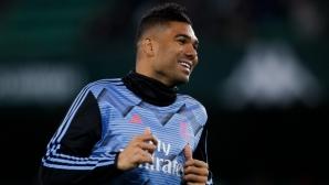 Каземиро подписал нов договор с Реал