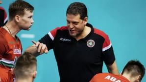 Пламен Константинов: Започнахме като водещ тим и не изпуснахме лидерството до последния ден