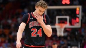 Старши треньорът на Чикаго Булс давал абсурдни указания на Лаури Марканен