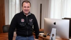 Найденов: Ще имаме нов треньор, но за тези неща се обръщайте към Добрин Гьонов