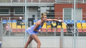 Квитова е на финал в Прага