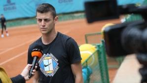 Алекс Лазаров пред Sportal.bg: Време ми е за сериозен скок в ранглистата