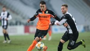 Локомотив (Пловдив) преподписа с Милош Петрович до края на сезона