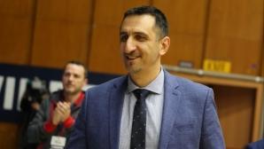 Георги Давидов: Без чужденци първенството трудно ще функционира