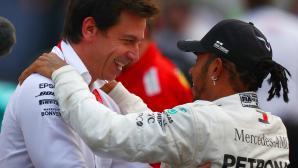 Мерцедес отрекоха слуховете за продажба на отбора си във Формула 1