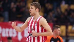 Везенков се устремява към титлата в БФБ е-баскет лигата с 48-точкова победа