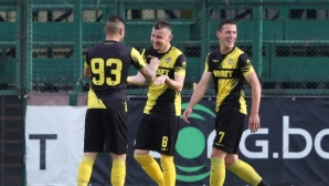 Ботев (Пловдив) 0:0 Славия (снимки)