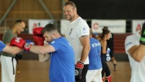 Последна онлайн тренировка с К-1 легендата Семи Шилт – на 30 май от 10 часа