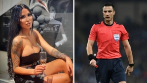 Рефер от Шампионската лига хванат с проститутки и дрога