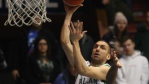 Секулович отпадна от БФБ е-баскет лигата