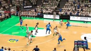 Финал за Везенков в БФБ е-баскет лигата (видео)