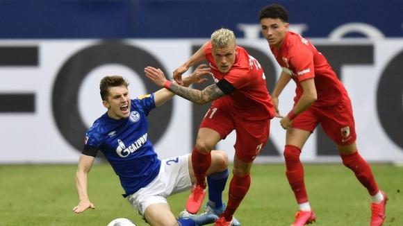 Лацио проявява интерес към защитник на Аугсбург