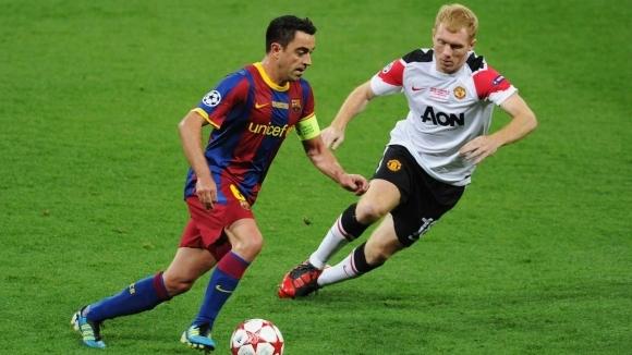 Скоулс: Ако не бяха Реал и Барса, Юнайтед щеше да...