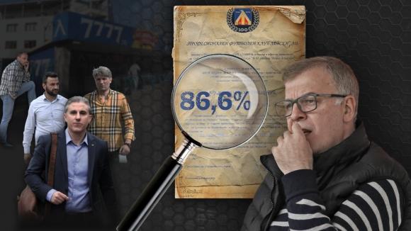 Наско Сираков: Собственик съм на 86,6% от акциите на...
