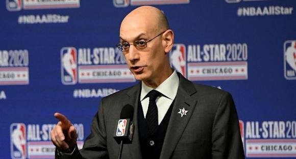 НБА се насочва към формат с 22 отбора за рестарт на сезона