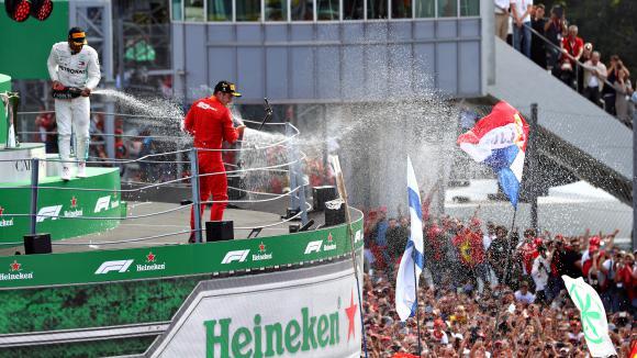 """Гран при на Италия посреща Формула 1 на """"Монца"""" по план"""