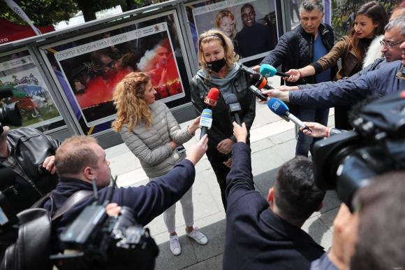 Стефка Костадинова: Отлагането на Олимпиадата е голям шамар за спортистите (видео+галерия)
