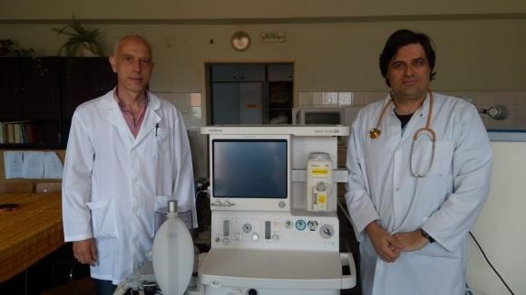 Болницата в Стара Загора вече разполага с дарената...