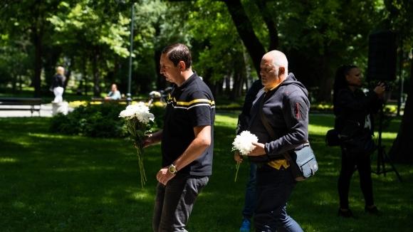 Ботев (Пд) почете 144-ата годишнина от смъртта на...