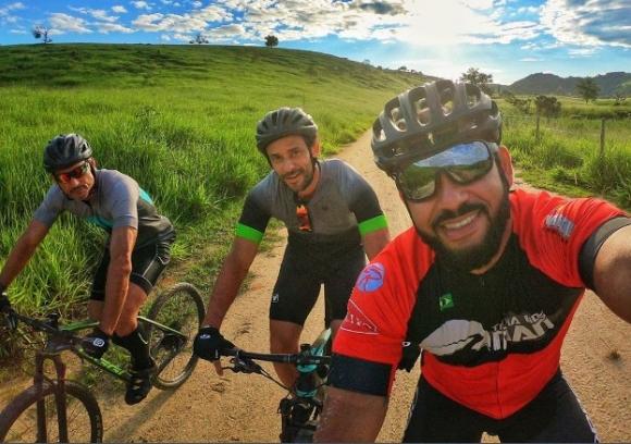 Бивш бразилски национал измина първите 150 км от велотура Бело Оризонте - Рио де Жанейро