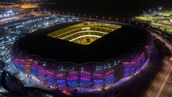Трети стадион в Катар вече е готов за Мондиал 2022