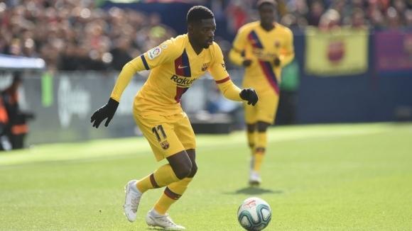 Агентът на Дембеле: Усман няма да напусне това лято