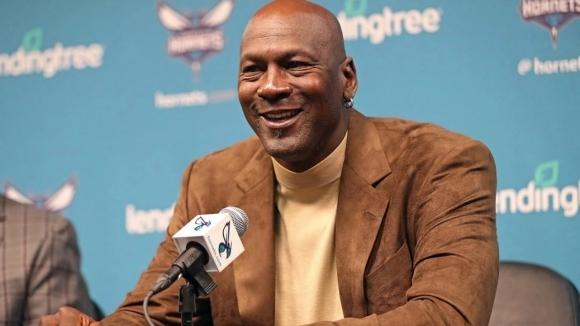 Майкъл Джордан бил в основата на решението на НБА
