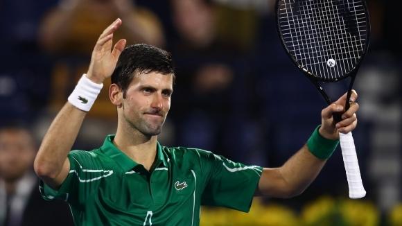 Според Джокович мерките на US Open ще направят турнира невъзможен