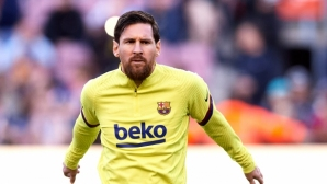 Клаузата на Меси изтече, той остава в Барселона