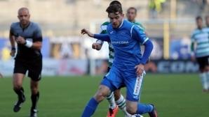 Обявиха бивш нападател на ЦСКА и Левски за голяма трансферна издънка