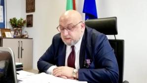 Министър Кралев: Възстановяването на спортната икономика трябва да бъде приоритет на ЕС