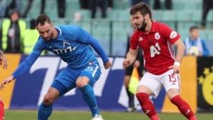 Румънци вадят сериозна сума за Малинов