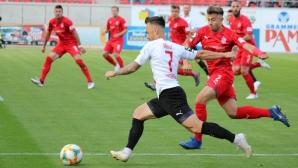 Отборът на Павел Дочев разгроми пряк конкурент