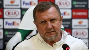 Павел Върба говори за мача с Левски