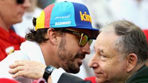 Фернандо Алонсо се завръща във Формула 1
