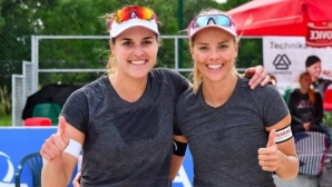 Плажният волейбол се завърна в Чехия