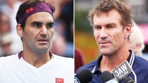 """Шампион на """"Уимбълдън"""" с интересен коментар за Федерер"""