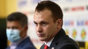Добрин Гьонов: Гриша Ганчев може да стане президент на единен ЦСКА (видео+галерия)