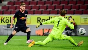 Агентът на Вернер казал на Манчестър Юнайтед и Челси да забравят за германеца