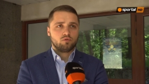Президентът на Хебър пред Sportal.bg: Има оферти за Гънтър, но не преговаряме с Учиков (видео)