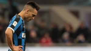 Мончи отказал да привлече Лаутаро в Рома