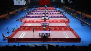 За трети път отлагат Световното първенство по тенис на маса