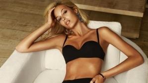 Вики Варга не се срамува от несъвършенствата по тялото си (галерия)