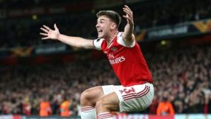 Арсенал продава Тиърни след само един сезон